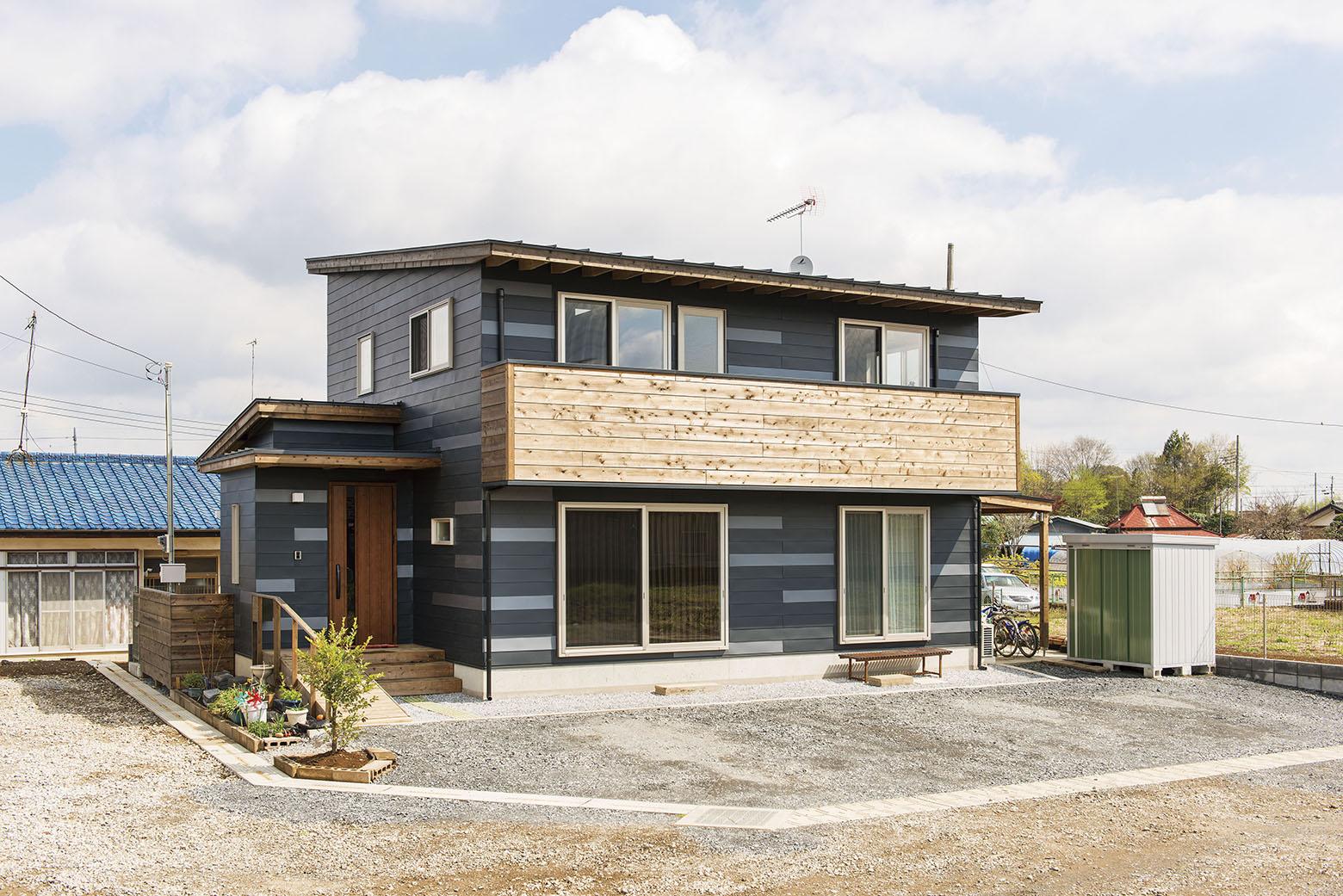 秘密基地の家建築事例画像-1