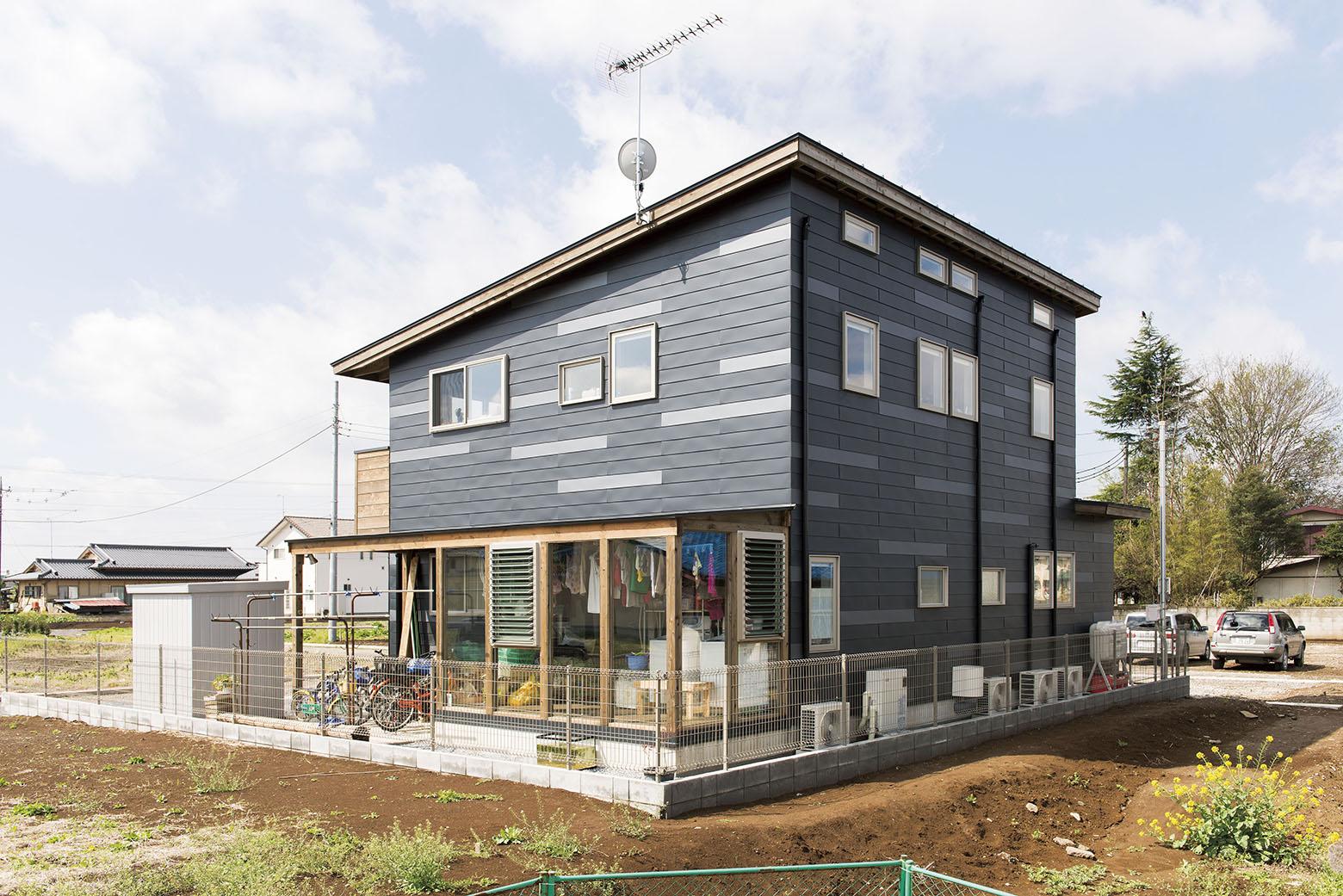 秘密基地の家建築事例画像-2