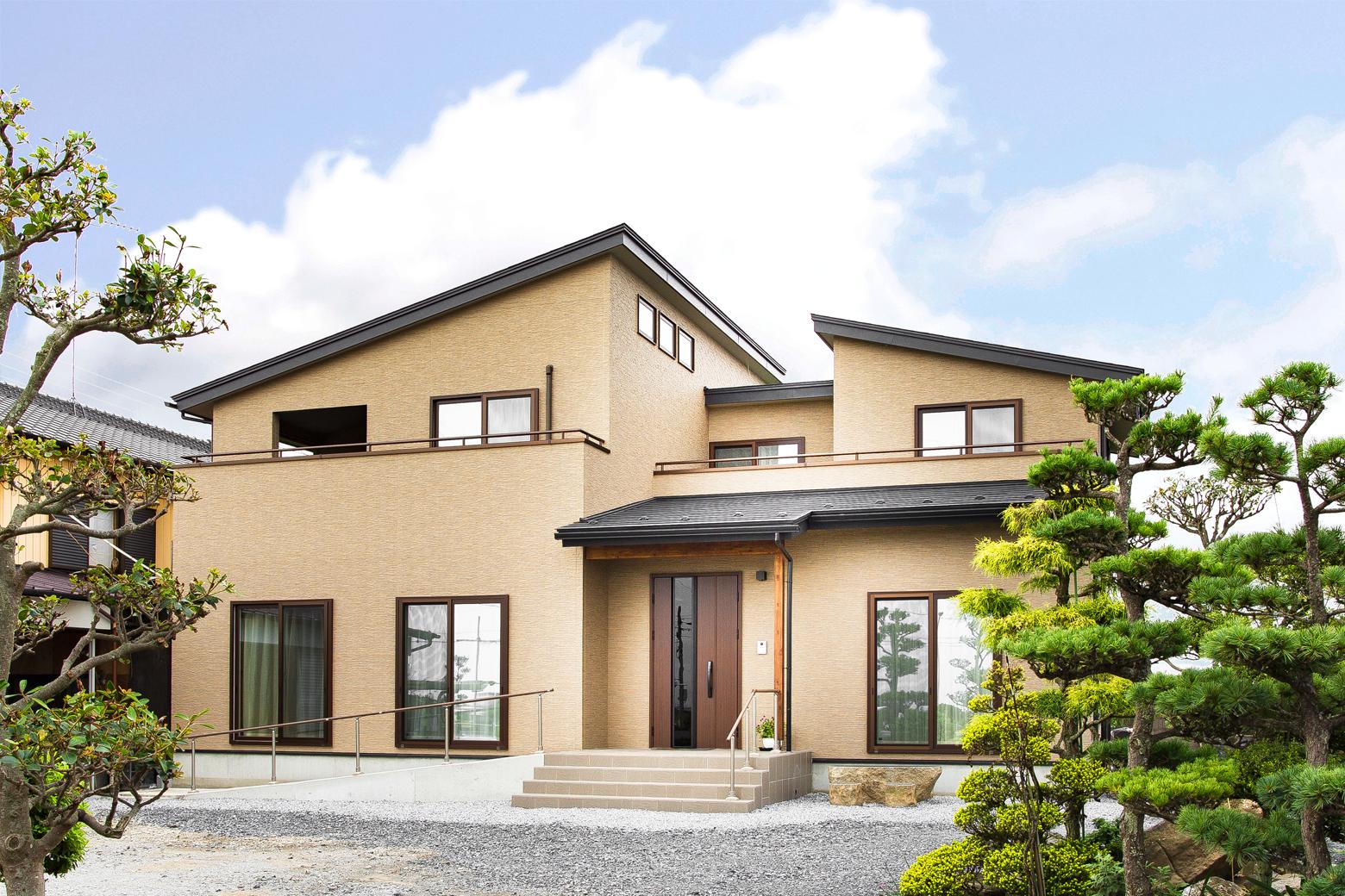 3世帯建築事例画像-1