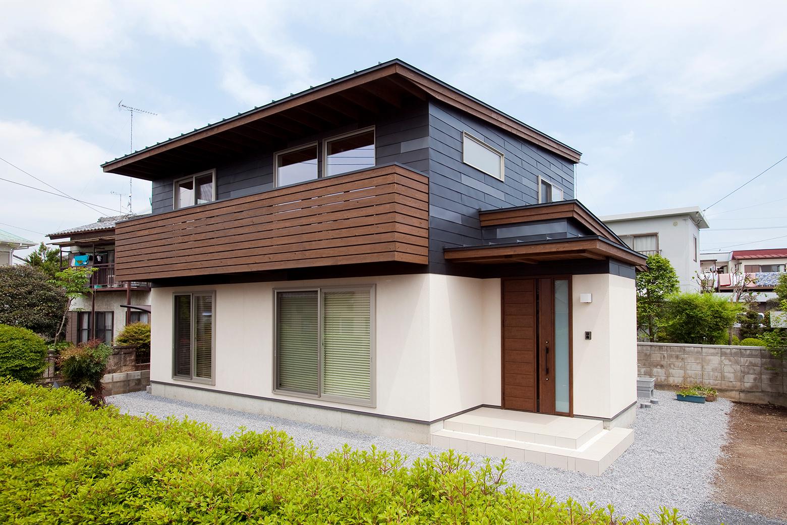 木の温もり建築事例画像-1