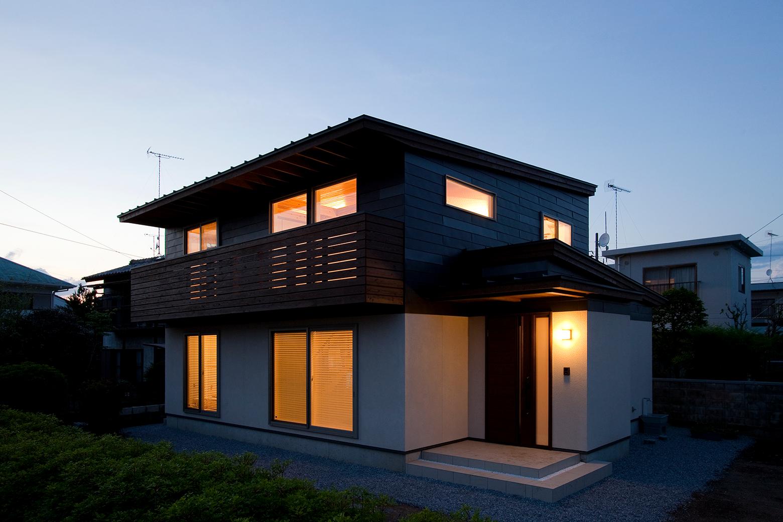 木の温もり建築事例画像-12